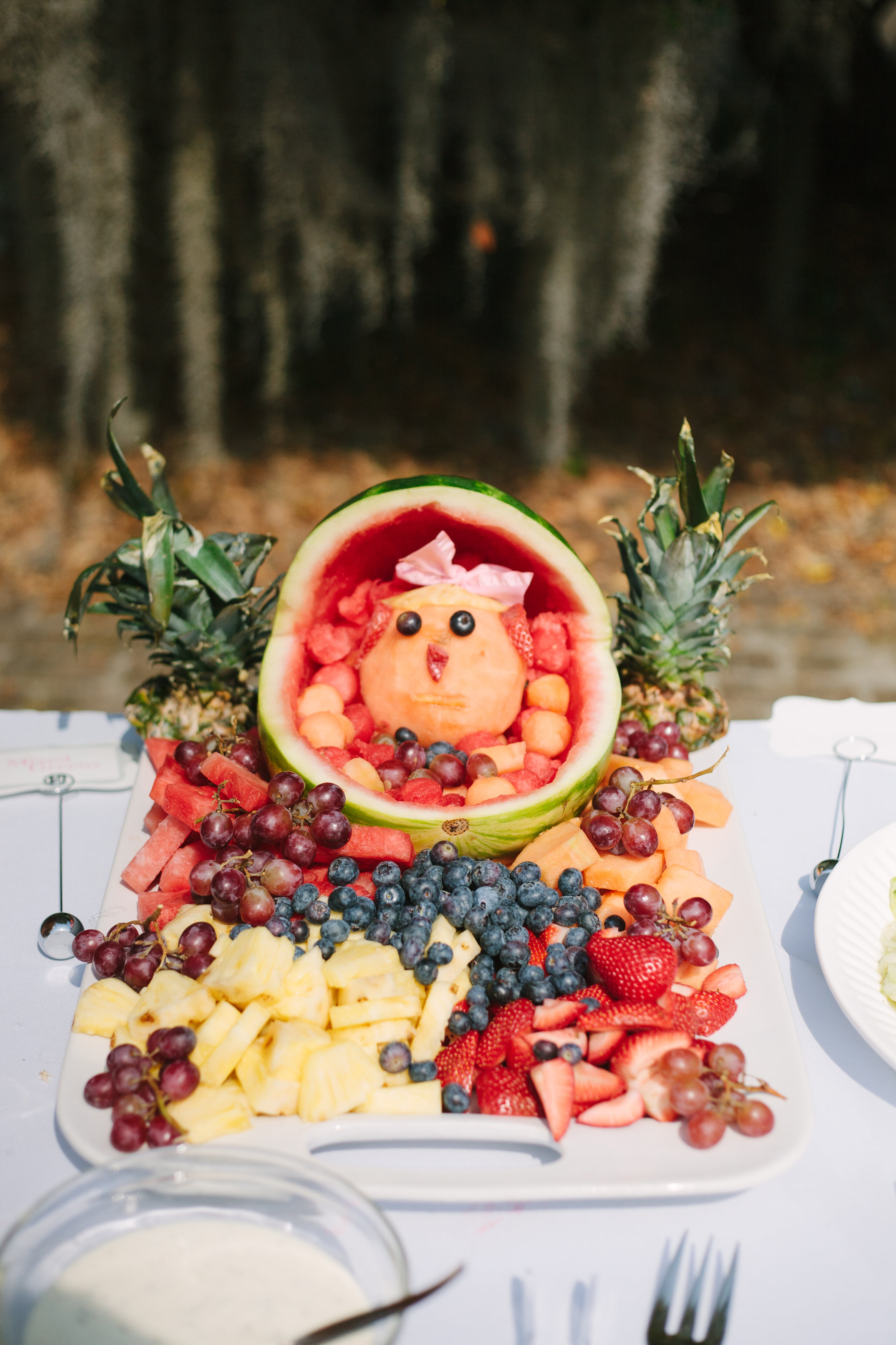Pretty in Pink… a Southern Baby Shower